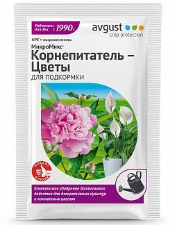 Корнепитатель - Цветы, 5 х 10 г, фото