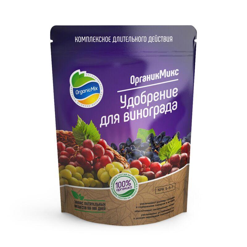 """Удобрение """"ОрганикМикс"""" для винограда, 200гр., фото"""
