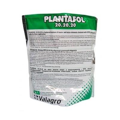 ПЛАНТАФОЛ (20-20-20) - PLANTAFOL 250г Р, фото