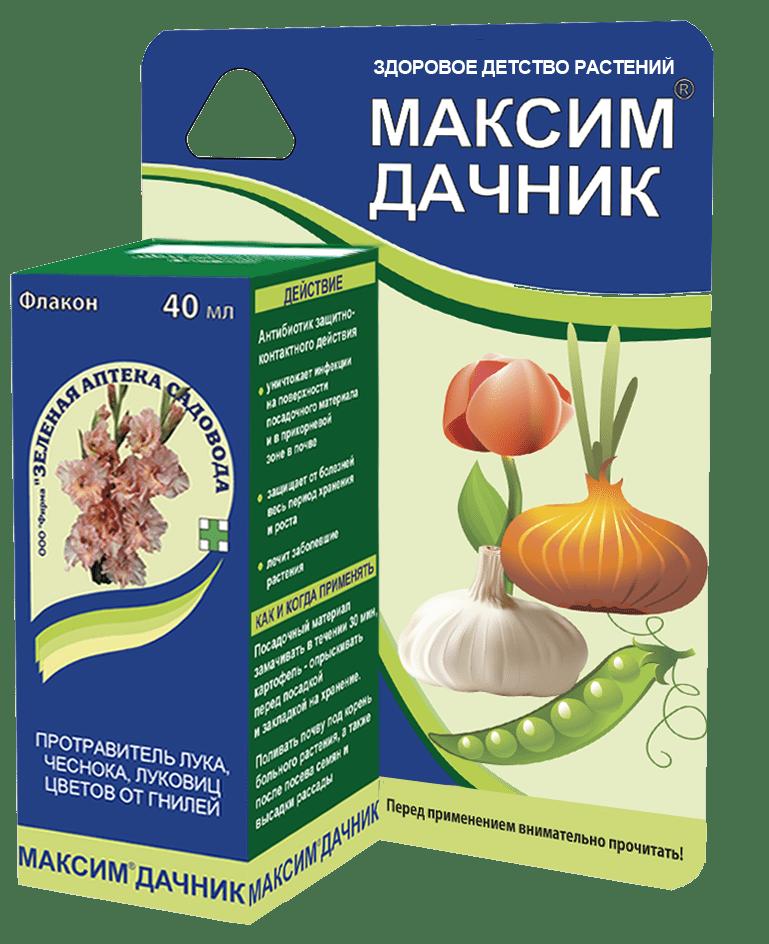 МАКСИМ ДАЧНИК, 40мл, фото