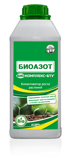 БИОАЗОТ Биокомплекс-БТУ 500мл, фото