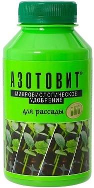 Азотовит для рассады, 0,22л, фото