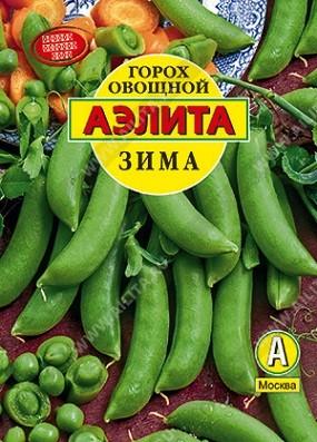 """Горох """"Аэлита"""" овощной Зима, 25г, фото"""