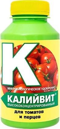 Калийвит для томатов и перцев 0,22л, фото
