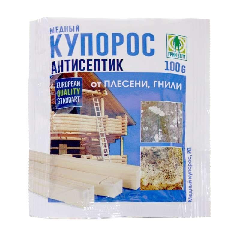 МЕДНЫЙ КУПОРОС  100ГР, фото