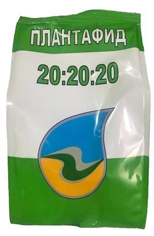 ПЛАНТАФИД (ПЛАНТАФОЛ) 20.20.20 универсальный 1 кг., фото