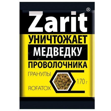 Зарит РОФАТОКС гранулы от медведки и проволчника 170г, фото