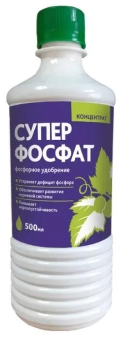 """Суперфосфат гель """"БиоМастер"""" минеральное удобрение, 500 мл, фото"""