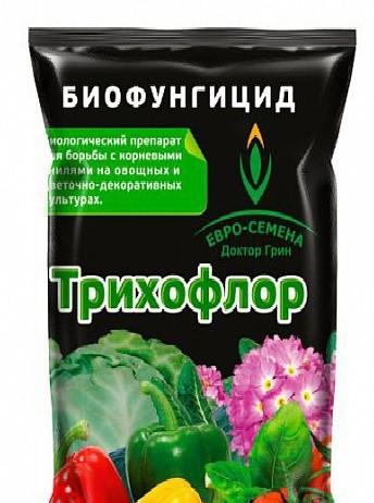 Трихофлор для борьбы с грибными заболеваниями 10г, фото