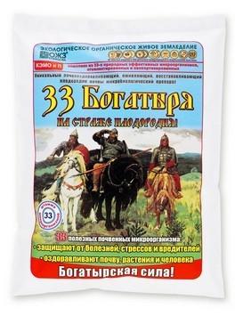 Микробиологический препарат 33 Богатыря, 5л, фото