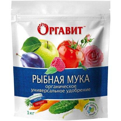 ОРГАВИТ РЫБНАЯ МУКА 1 кг, фото