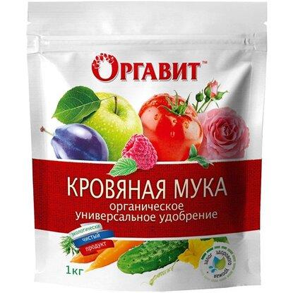 ОРГАВИТ КРОВЯНАЯ МУКА 1 кг, фото