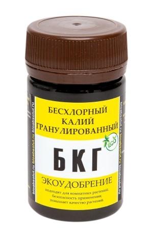 """""""БКГ"""" Калийное удобрение бесхлорное гранулированное, 50мл, фото"""