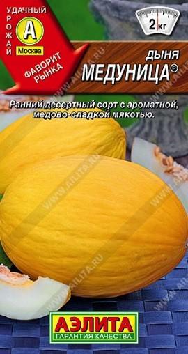 Дыня Медуница, 1г, фото
