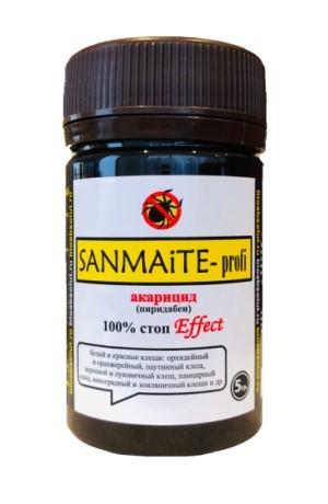 SANMiTE -profi САНМАЙТ 5 гр. контактный акарицид от насекомых-вредителей, фото