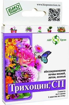 Трихоцин, СП для цветов 12г, фото