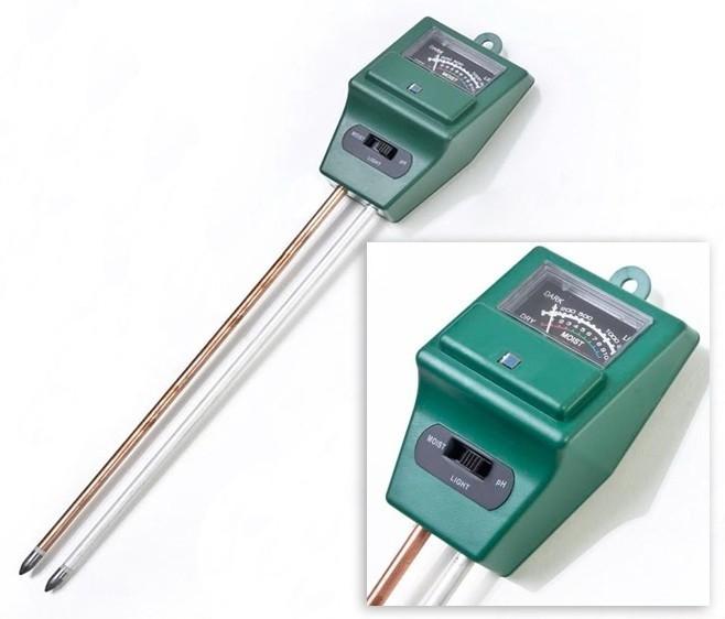 Электронный измеритель кислотности 3 в 1, фото