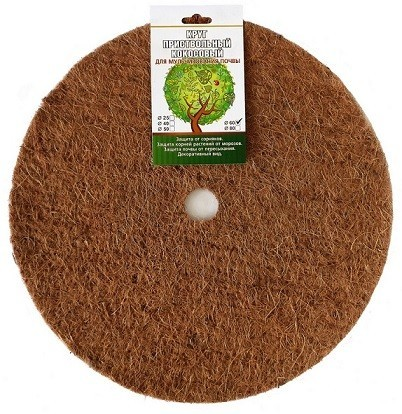 Приствольный кокосовый круг 30см, фото