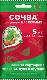 "Сочва ""Зеленая аптека садовода"", 5мл., фото"