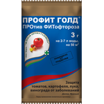 ПРОФИТ ГОЛД, 3г, фото
