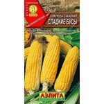 Кукуруза сахарная Сладкие бусы, 7г, фото
