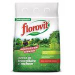 FLOROVIT для ГАЗОНОВ, удобрение с большим содержанием железа, 1кг, фото