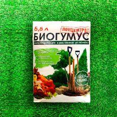 """Биогумус """"ИП Ткаченко"""" концентрат, 5,5л, фото"""