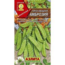 """Горох """"Аэлита"""" овощной Амброзия, 10 г, фото"""