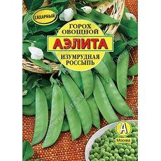 """Горох """"Аэлита"""" овощной Изумрудная россыпь, 25г, фото"""