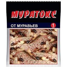 Муратокс от муравьев 1мл, фото