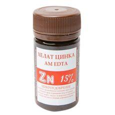 Хелат цинка Zn 15% микроудобрение 50 мл., фото