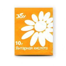 """JOY """"Янтарная кислота"""" 10г, фото"""