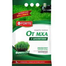 """Удобрение """"BONA FORTE"""" Защита газона ОТ МХА, 5 кг, фото"""