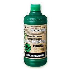 Мыло дегтярное пробиотическое КЫШ-ВРЕДИТЕЛЬ ГУСЕНИЦА  0,5 л, фото