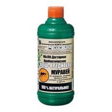 Мыло дегтярное пробиотическое Кыш-Вредитель Муравей 0,5 л, фото