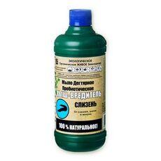 Мыло дегтярное пробиотическое Кыш-Вредитель Слизень 0,5 л, фото