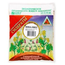 Вика–Овес  зеленое удобрение 0,3 кг, фото