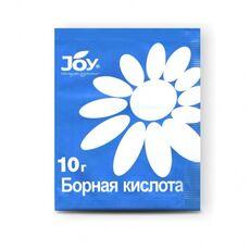 """JOY """"Борная кислота"""" 10г, фото"""