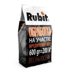 Рубит ДЛЯ ОБРАБОТКИ УЧАСТКА от вредителей Рофатокс, 600г, фото