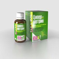 Циперметрин 25% конц. эмульсия, 50мл, фото