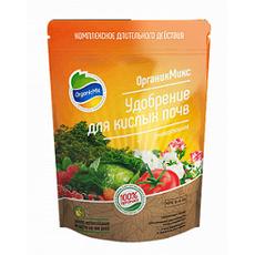 """Удобрение """"ОрганикМикс"""" для кислых почв 200 гр., фото"""