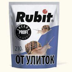 Средство от улиток и слизней РУБИТ АКСЕЛА 210г, фото