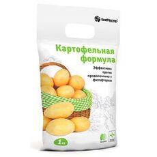 БиоМастер Картофельная формула, 1кг, фото