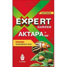 """АКТАРА """"Expert Garden"""" от колорадского жука и других вредителей на картофеле, 1,2г, фото"""