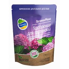 """Удобрение """"ОрганикМикс""""для гортензий 800 гр., фото"""