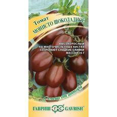 """Томат """"Гавриш"""" Семена от автора, Монисто шоколадное, 0,1г, фото"""
