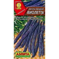 """Фасоль """"Аэлита"""" овощная Виолетта, 5г, фото"""