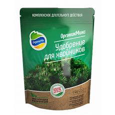 """Удобрение """"ОрганикМикс"""" для хвойных, 200 гр., фото"""