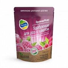 """Удобрение """"ОрганикМикс""""для роз и цветов, 200 гр., фото"""