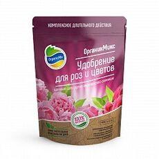 """Удобрение """"ОрганикМикс""""для роз и цветов, 850 гр., фото"""